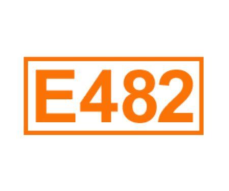 E 482 ein Emulgator