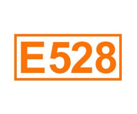E 528 ein Säureregulator