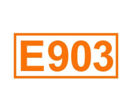E 903 ein Trenn- und Überzugsmittel