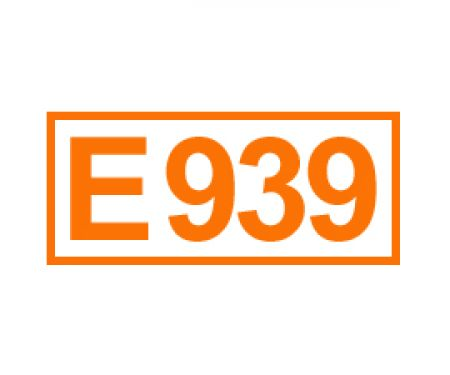 E 939 ein Packgas