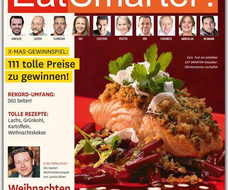 EAT SMARTER Ausgabe 6/16