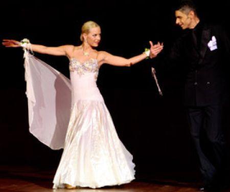 Tänzerin Isabel Edvardsson
