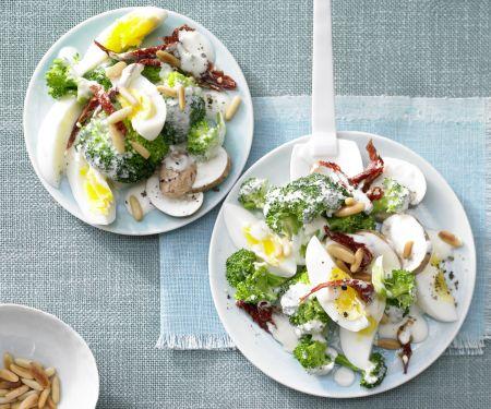 Eier-Brokkoli-Salat