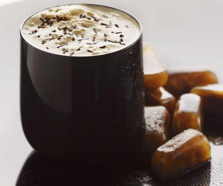 Eiskaffee auf griechische Art (Café Frappé)