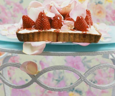 Erdbeer-Quark-Torteletts