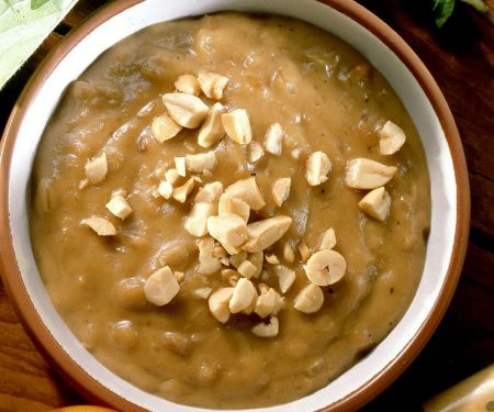 Erdnusssoße