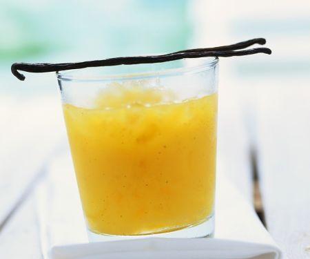 Exotischer Fruchtdrink