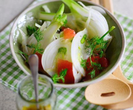 Fenchel-Grapefruitsalat