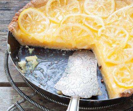 Französischer Zitronenkuchen