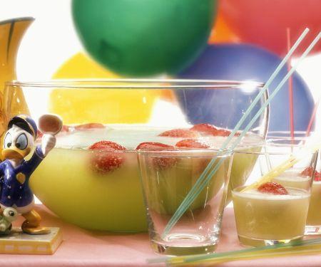 Fruchtbowle für Kinder