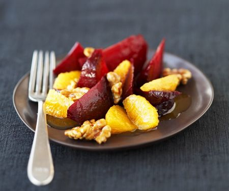 Fruchtige Rote Bete-Salat