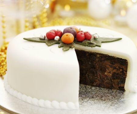 Früchte-Marzipan-Torte
