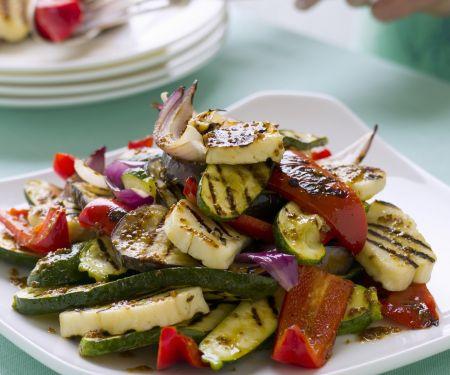 Gemischtes Grill-Gemüse