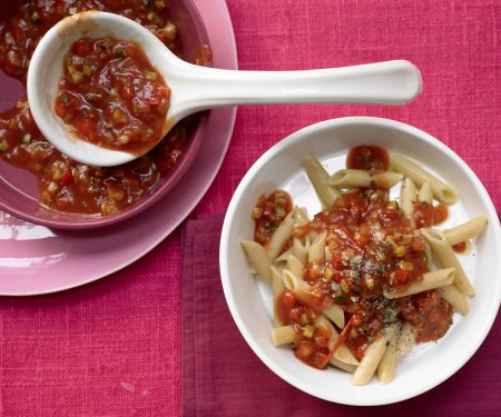 Gemüse-Bolognese – smarter