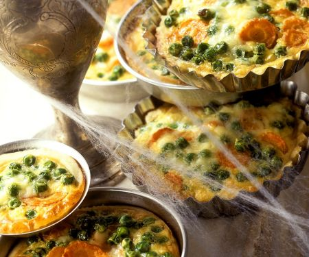 Gemüse-Torteletts