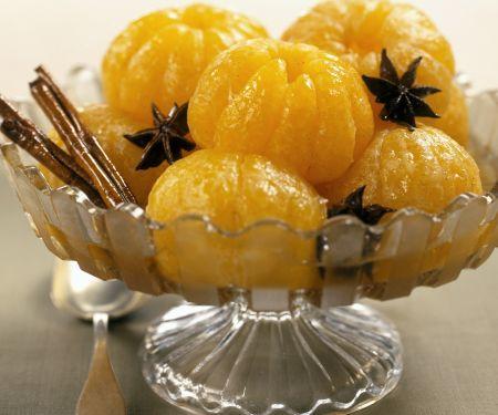 Gewürz-Mandarine