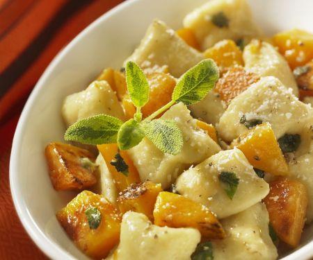 Gnocchi mit Salbei