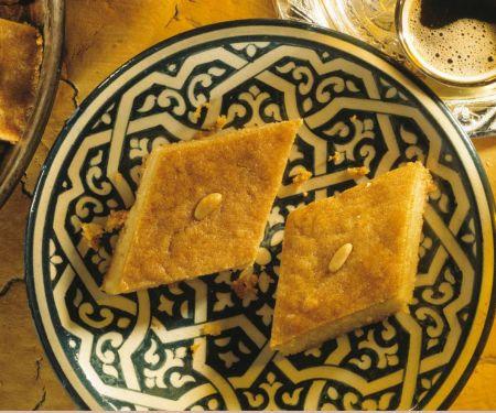 Grießkuchen