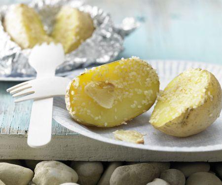 Grillkartoffeln