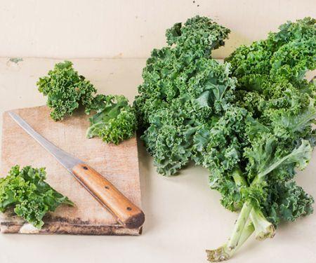 Grünkohl ist gesund