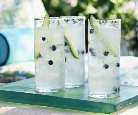 Gurken-Cocktail (Collins)