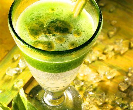 Gurken-Joghurtdrink
