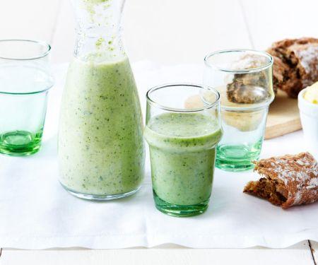 Gurken-Spinat-Smoothie