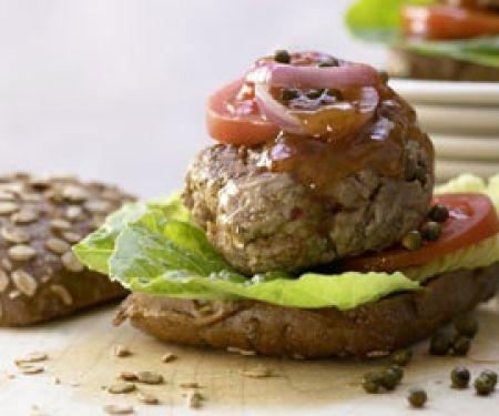 Hamburger selber machen – geht ganz leicht!