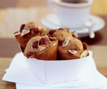 Haselnuss-Zimt-Muffins