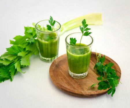 Healthy Green-Shot