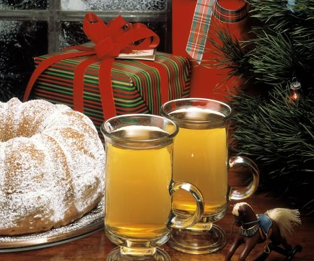 Heißer Zimt-Cidre