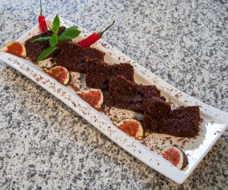 Himmlische Schokoladenverführung mit Chili & Ingwer und Minze