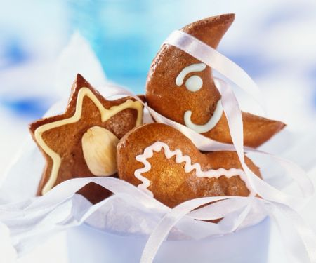 Honigkuchen-Plätzchen
