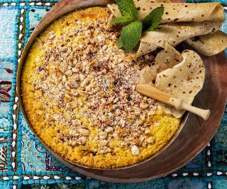 Hummus mit Mandeln