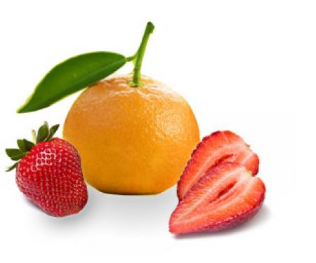 Enthalten Erdbeeren mehr Vitamin C als Orangen?