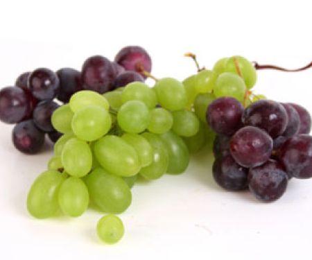 Sind Weintrauben der gesunde Snack für Zwischendurch?