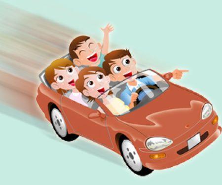 Wird Ihnen im Auto oft übel?