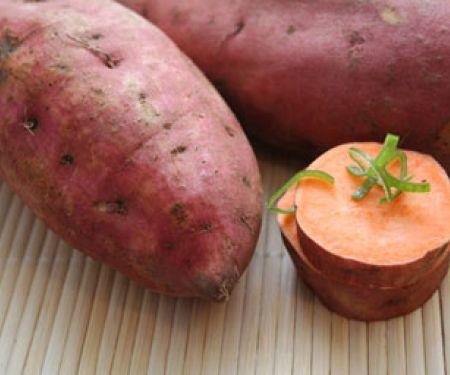 Sind Süßkartoffeln gut für die Haut?