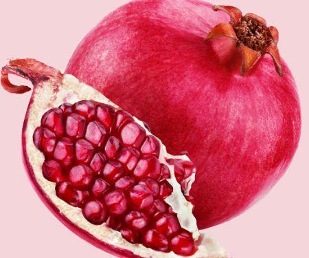 Granatapfel - eine orientalische Delikatesse