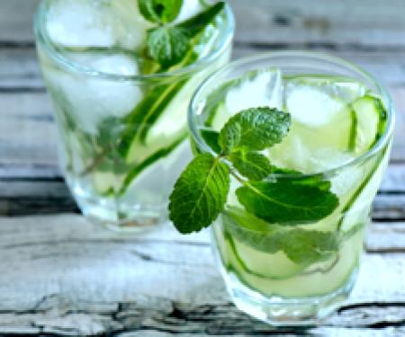Infused Water: Das neue Trend-Getränk