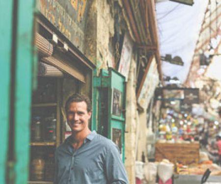 Die israelische Küche besticht durch Vielseitigkeit, sagt Kochbuchautor Tom Franz. © für alle Bilder im Text: Dan Peretz, www.at-verlag.ch