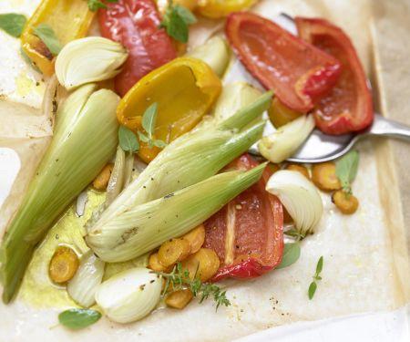 Rezept: Italienisches Ofengemüse