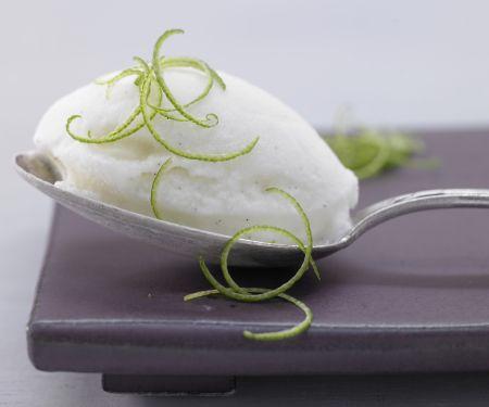 Joghurt-Eiscreme