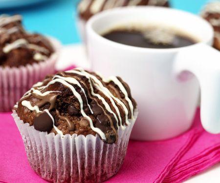 Joghurt-Schokoladen-Muffins