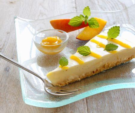 Joghurtkuchen mit Mango
