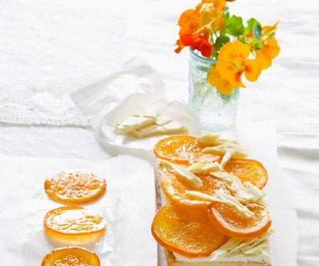 Käse-Orangenkuchen