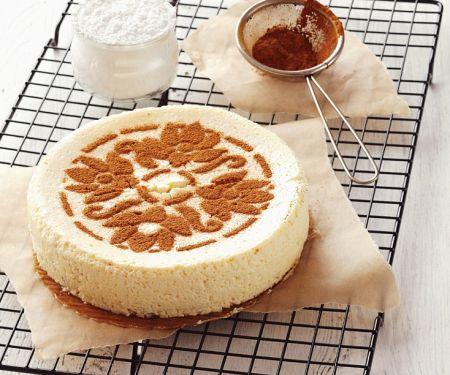 Käsekuchen-Torte