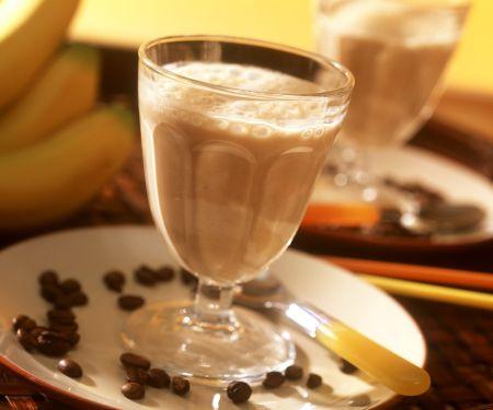 Kaffee-Bananenshake
