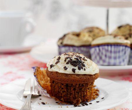Kaffee-Cupcakes