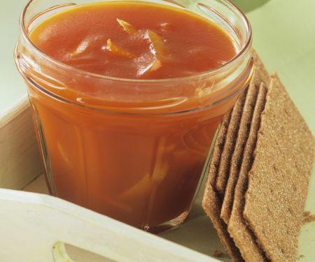 Karotten-Zitronen-Marmelade